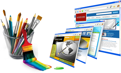 We specialize in designing and programming websites.